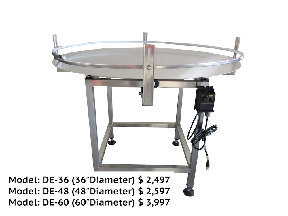 Rotary Tables – Dependable Equipments
